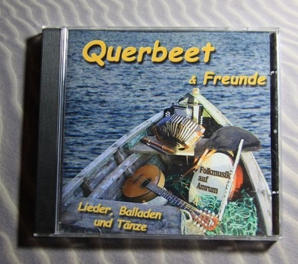 CD, Querbeet, Lieder, Balladen und Tänze
