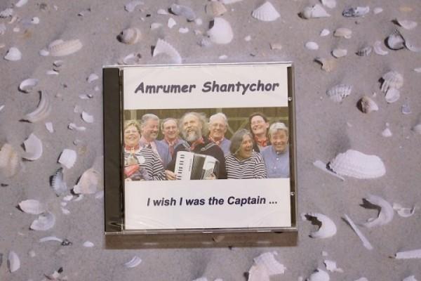 CD, I wish I was the Captain