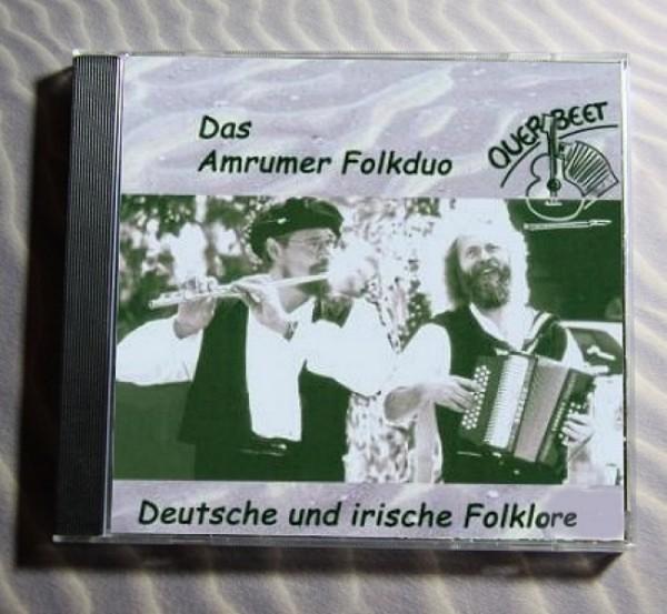 CD, Querbeet, Deutsche und irische Folklore