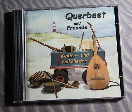 CD, Querbeet, Kinder- und Volkslieder